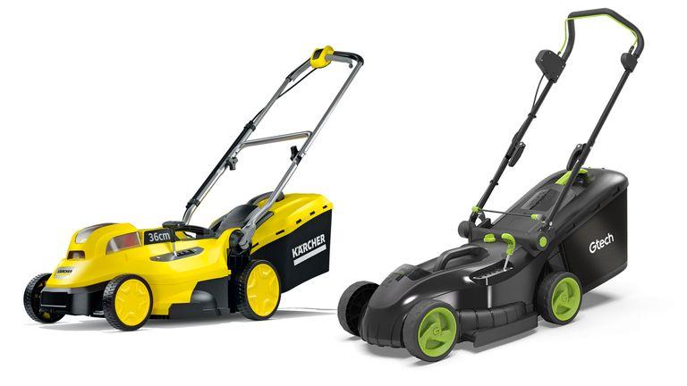 Kärcher LMO 18-36 vs Gtech Cordless Lawnmower 2.0