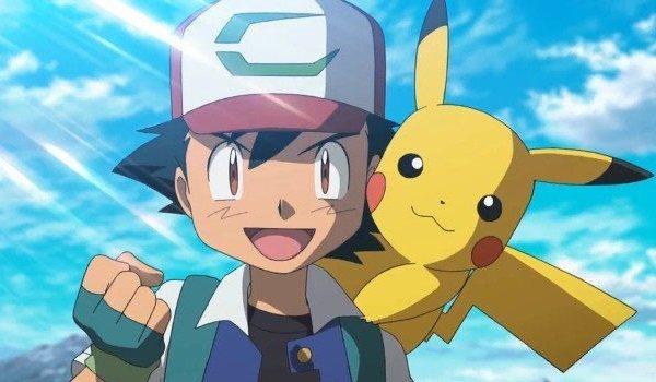 Ash Ketchum Pokemon