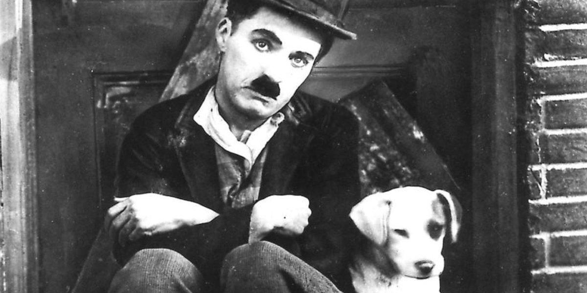 Charlie Chaplin in A Dog's Life