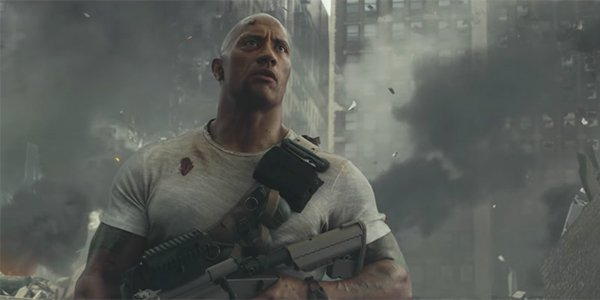Uwe Boll Is Not Happy About Dwayne Johnson S Rampage Movie Cinemablend