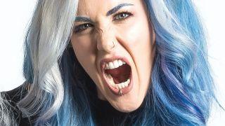 Arch Enemy vocalist Alissa White-Gluz