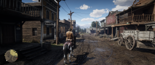 Red Dead Redemption 2 ultrawide