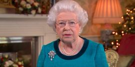 The Queen Of England's Favorite Christmas Movie Is Not What You'd Probably Guess