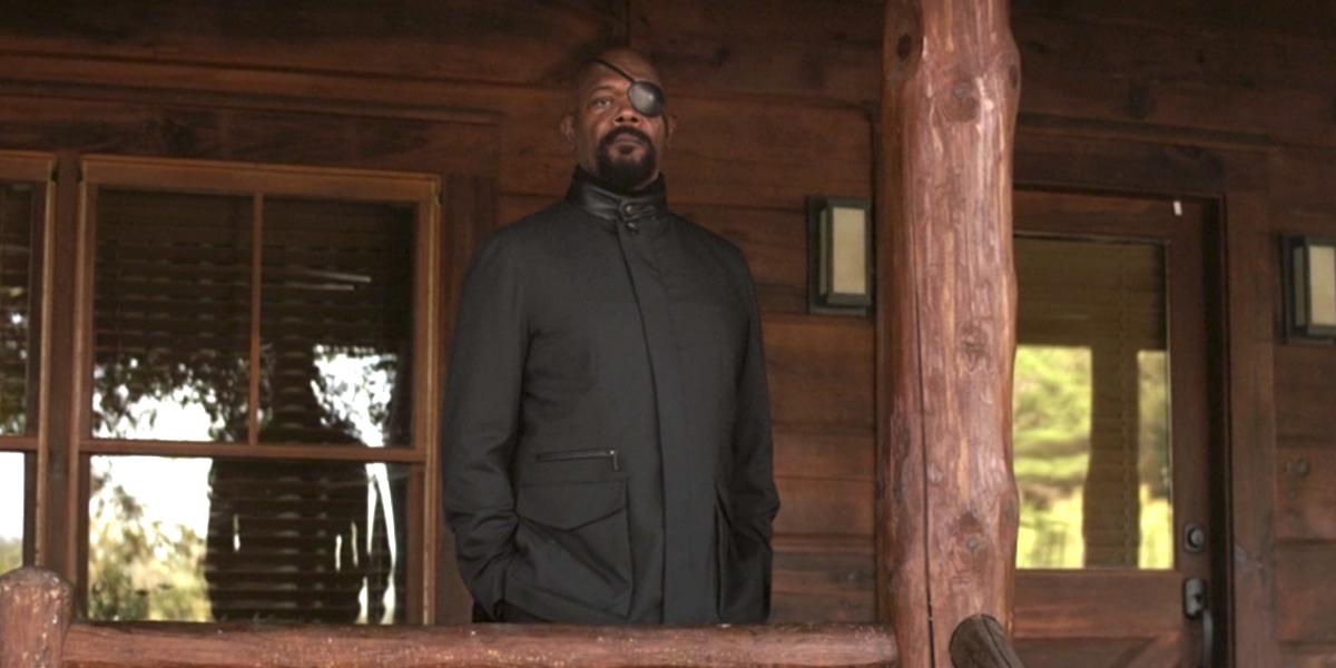 Samuel L. Jackson in Avengers: Endgame