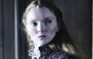 As this second episode of the docudrama opens, the 25-year-old Elizabeth I (an arresting Lily Cole) is crowned.
