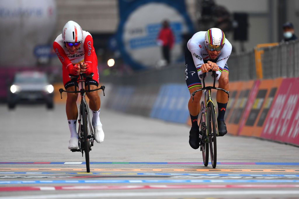 Giro d'Italia 2020 — этап 21