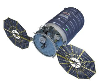 Orbital Sciences Cygnus Spacecraft