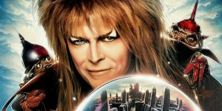 David Bowie Labyrinth Poster