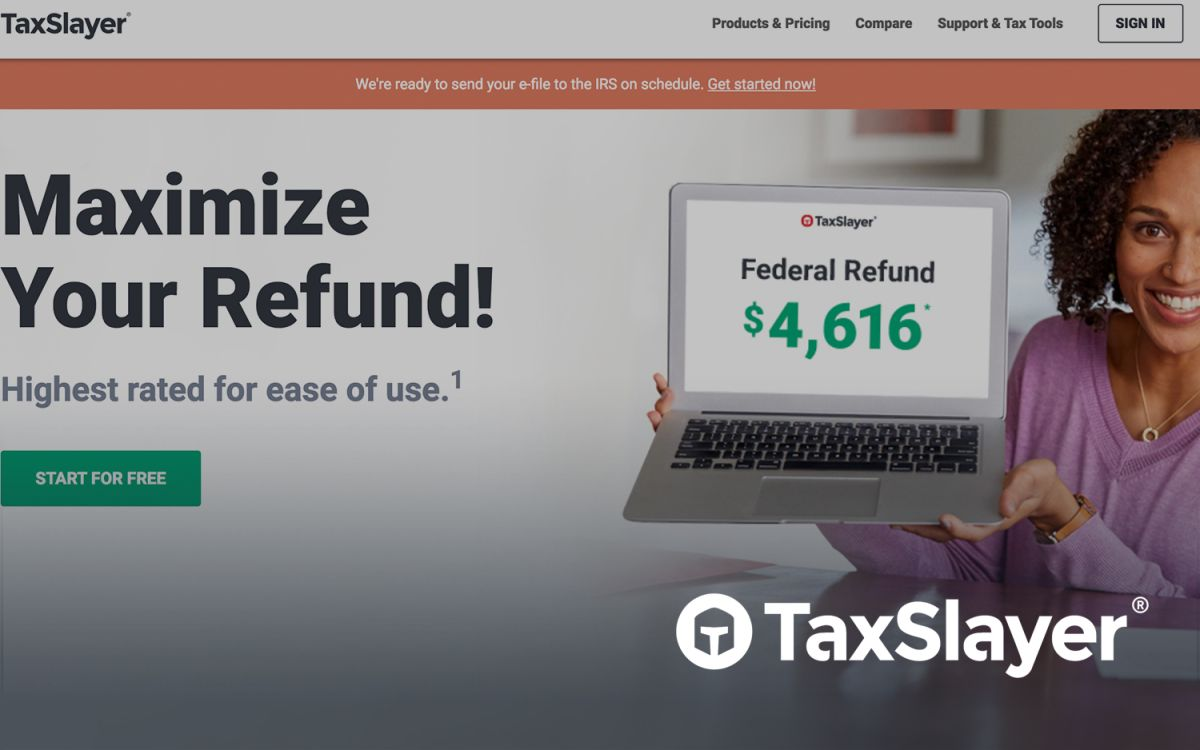 Best Tax Software of 2019 - Online Tax Filing Program
