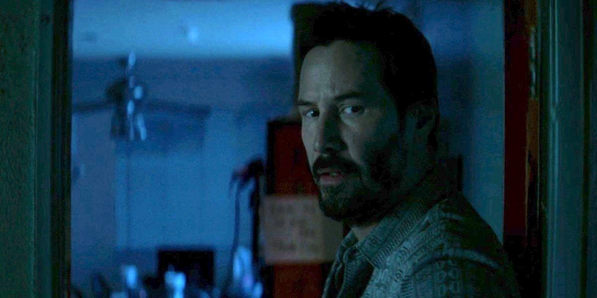 Keanu Reeves as Hank