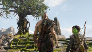 God of War - Best PS4 Pro games