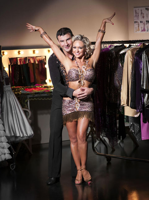 Strictly's Calzaghe ordered to diet