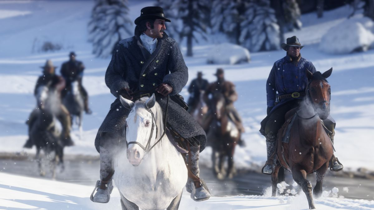 Red Dead Redemption 2 PC temporarily appears on Rockstar LinkedIn profile
