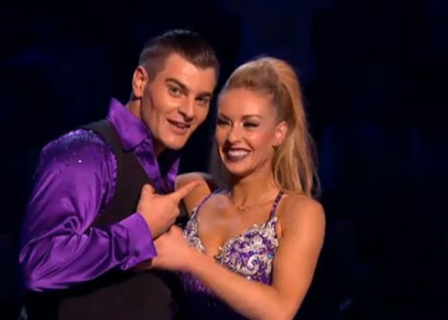 Dancing On Ice pair Matt and Brianne move in together ...