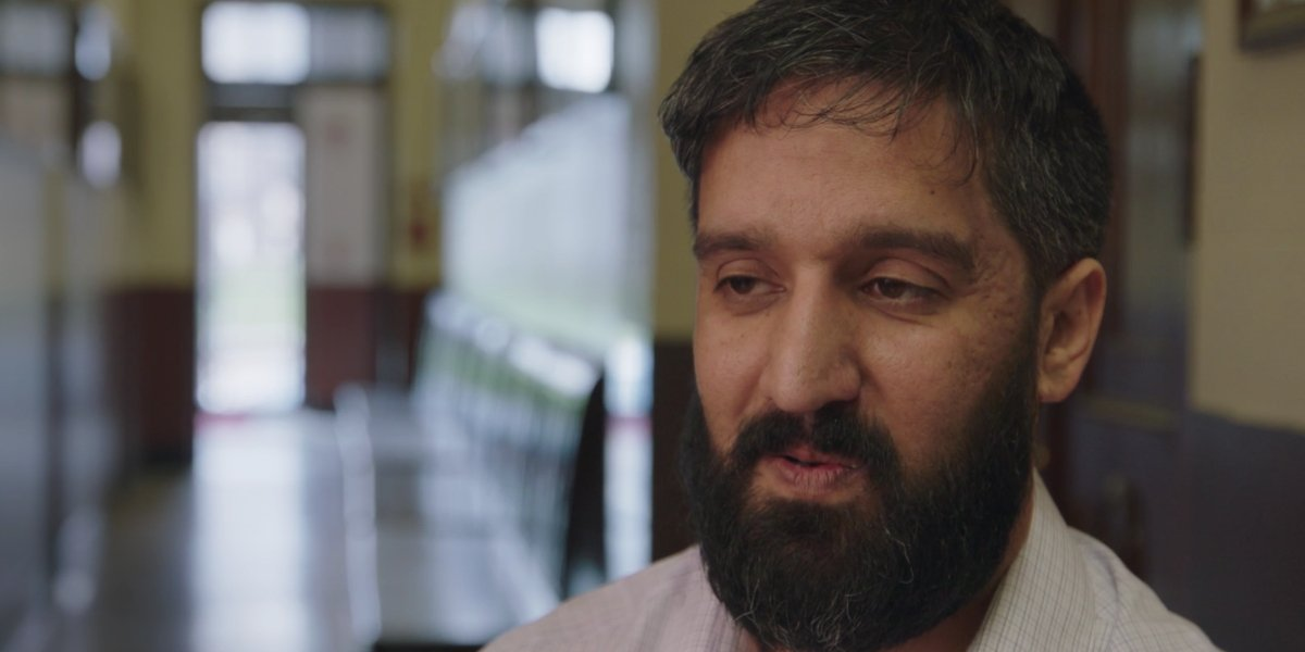 Tanveer Syed in The Case Against Adnan Syed