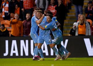 Blackpool v Coventry City – Sky Bet Championship – Bloomfield Road