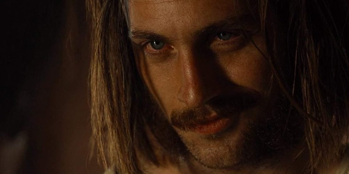 Aaron Taylor Johnson in Nocturnal Animals