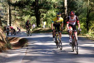 Cycling: Itzulia 2021/ Vuelta País Vasco 2021 / Etapa 3 / Stage 3 / Amurrio - Ermualde (167,70 km) 07-04-2021/ Itzulia 2021/ Vuelta País Vasco 2021 / Etapa 3 / Stage 3 / ©PHOTOGOMEZSPORT2021