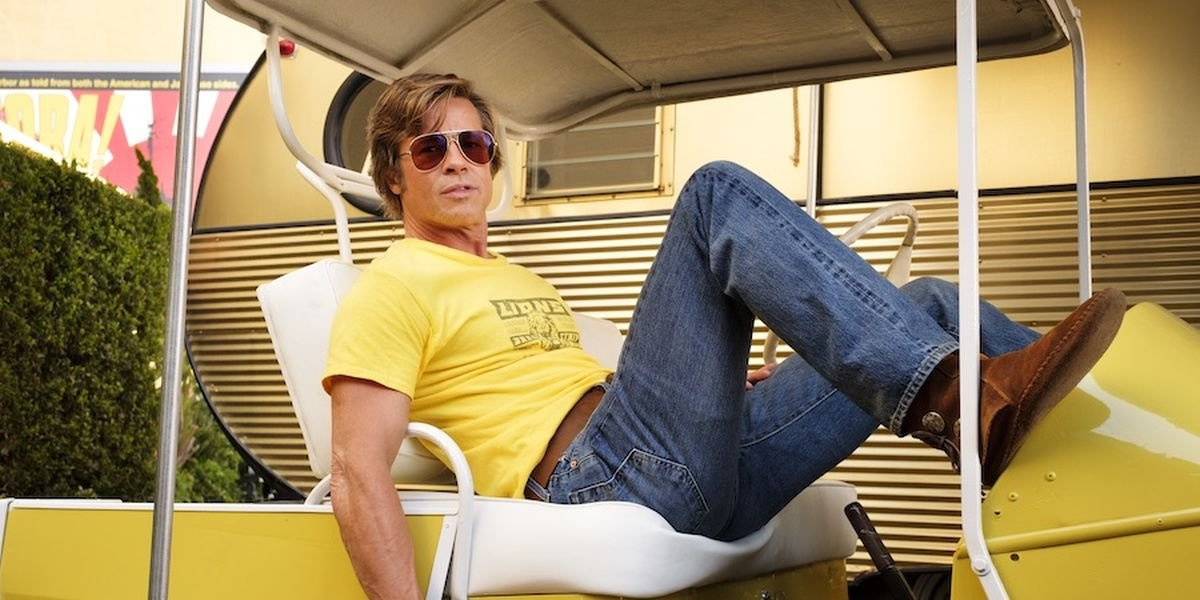 Brad Pitt in Once Upon a Time in Hollywood