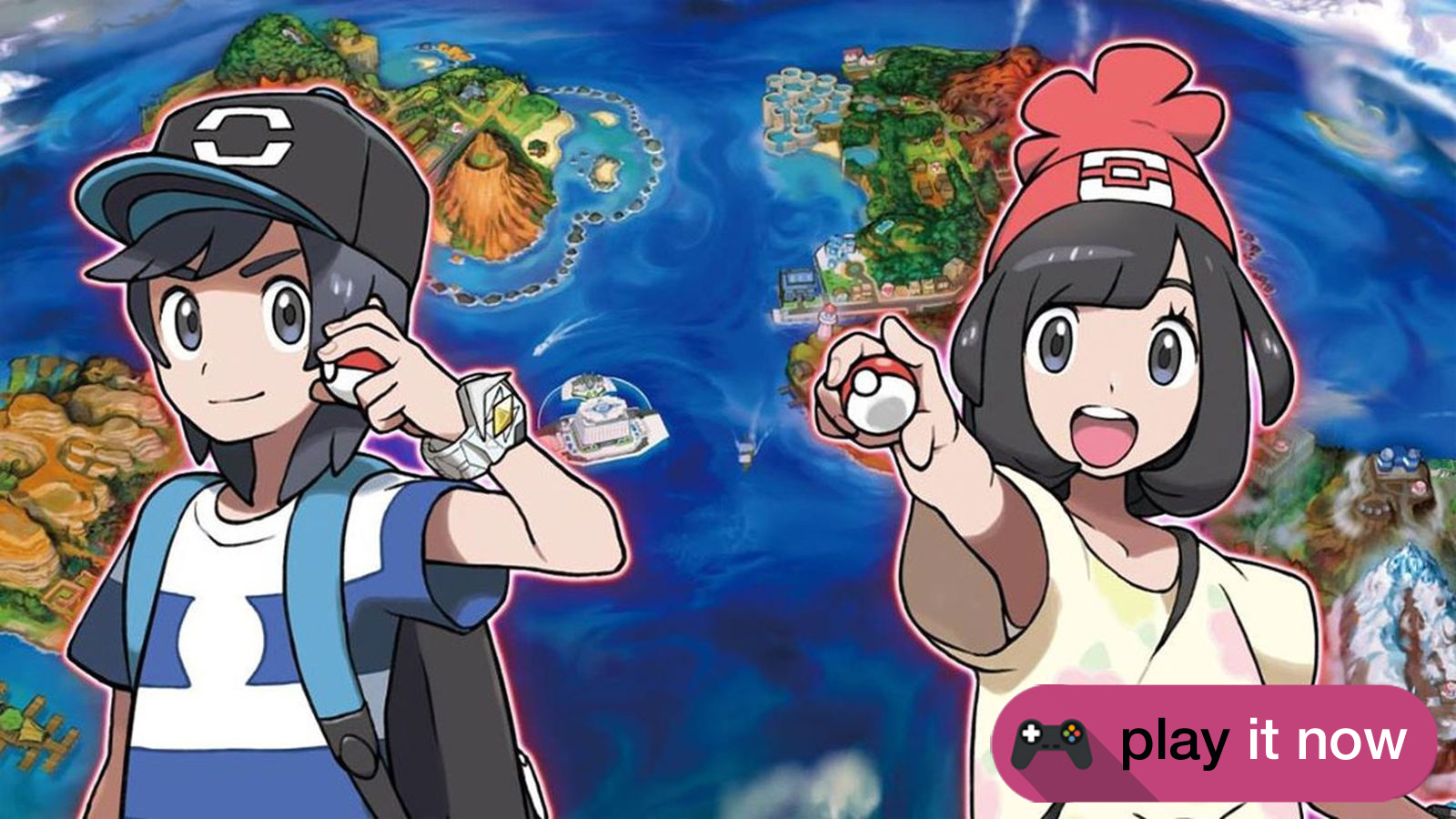 Pokemon Sun And Moon Review Techradar