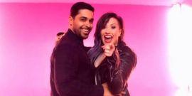 Wilmer Valderrama Is Reportedly Demi Lovato's Rock In Rehab