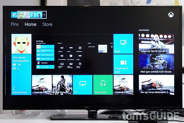 How to Set Up an Xbox One Profile - Tom's Guide | Tom's Guide