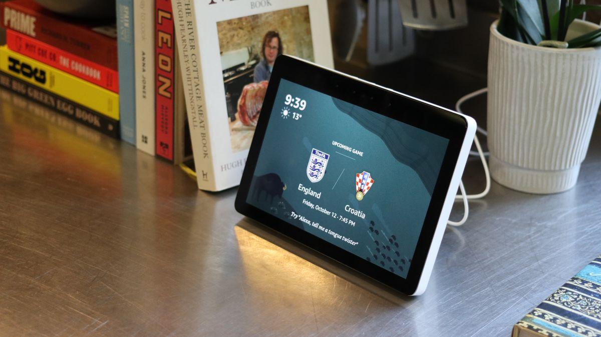 Amazon echo show review techradar - Home design shows on amazon prime ...