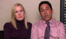 Watch The Office Stars Recreate A Favorite Show Scene At Home