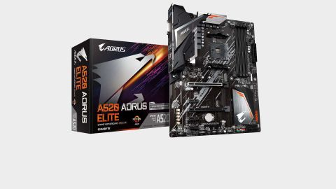 Gigabyte A520 Aorus Elite gaming motherboard
