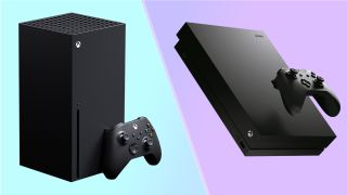 Xbox Series X vs. Xbox One