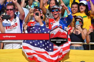 USA fans at the Olympic Games