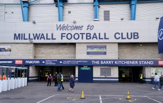 Millwall v Derby County – Sky Bet Championship – The Den