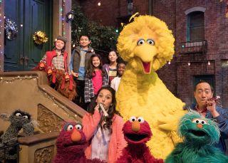 Sesame Street on HBO Max