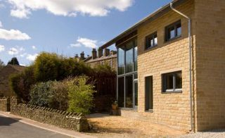 England's first masonry Passivhaus