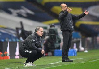 Leeds United v Manchester City – Premier League – Elland Road