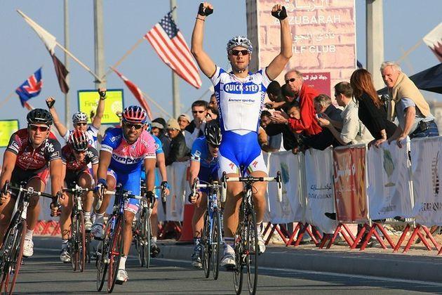 Tom Boonen Tour of Qatar stage 2