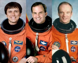 2012 Astronaut Hall of Fame Inductees