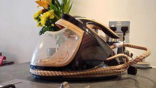 smart ironing