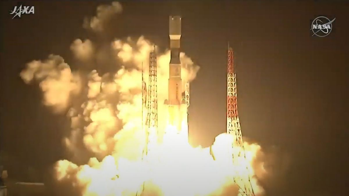 Japanese HTV cargo ship, the last of its kind, launches to International Space Station - Space.com