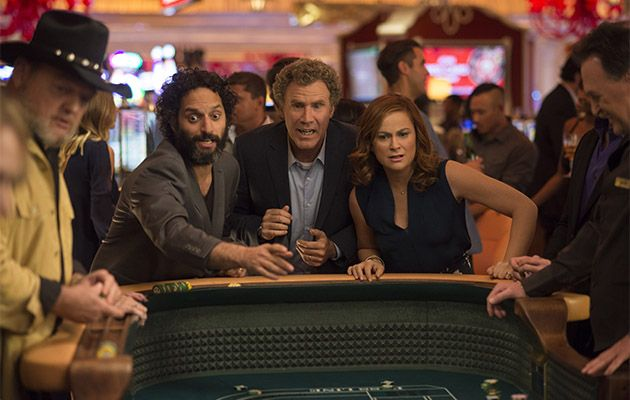 The House Jason Mantzoukas Will Ferrell Amy Poehler