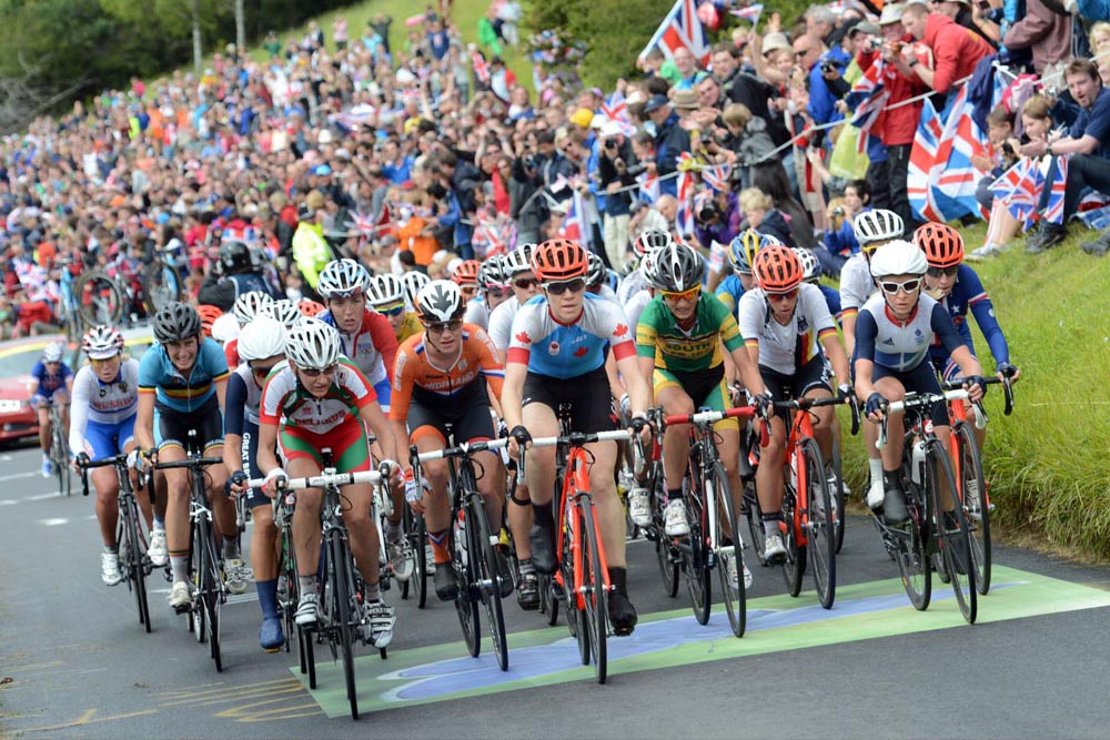 Rio 2016 Olympic Games women's road race start list   Cycling Weekly