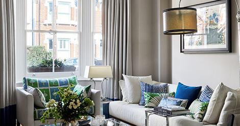 Wonderlijk Farrow & Ball paint colours: White paint   Homes & Gardens UK-73
