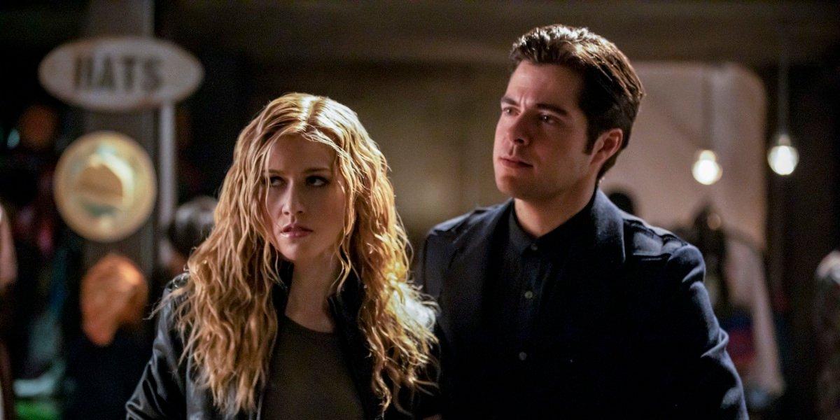 Arrow Season 8 New Team Arrow