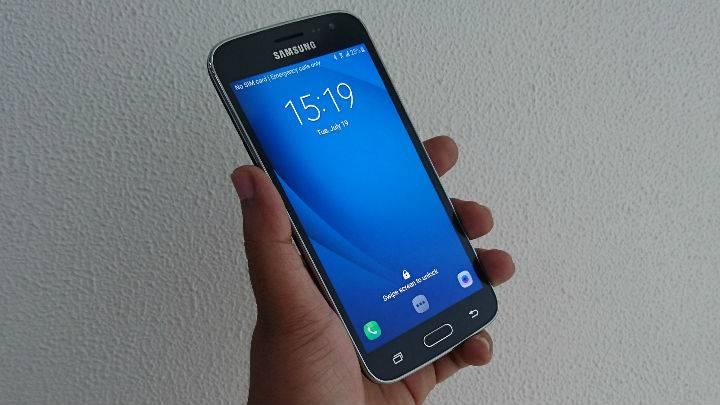 Samsung Galaxy J2 2016 review | TechRadar
