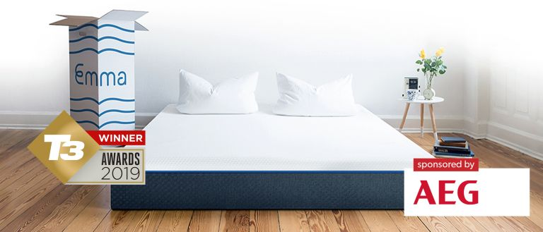 T3 Awards 2019: Best mattress: Emma Original