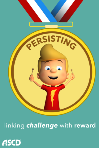 How to use animation and teach the value of persisting