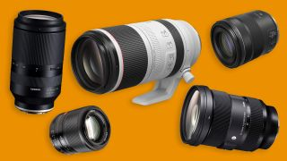 5 hottest new lenses according to Amazon
