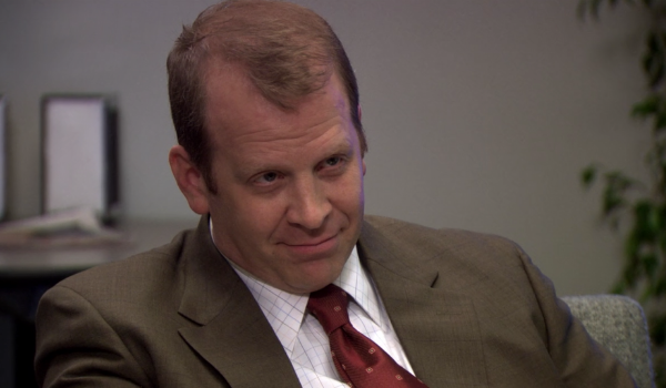 Toby Flenderson The Office NBC