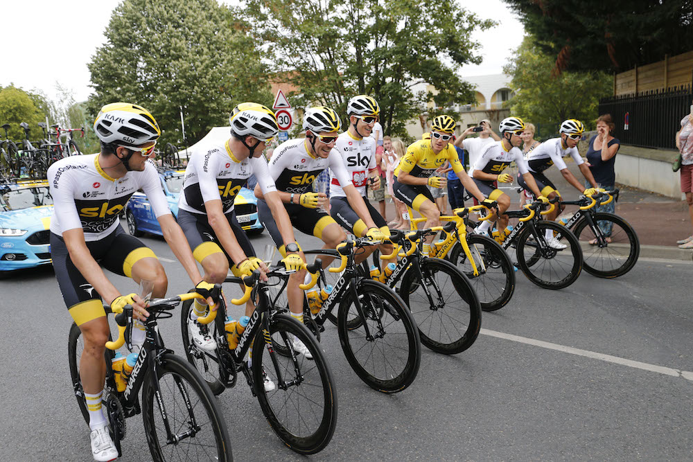 Salary cap discussion returns to cycling after Team Sky s Tour de France  2018 domination - Cycling Weekly 9970ba6a5