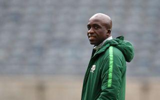 South Africa U-23 coach David Notoane